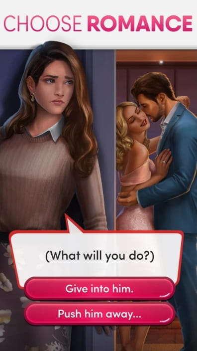 Choices: Stories You Play Screen 1