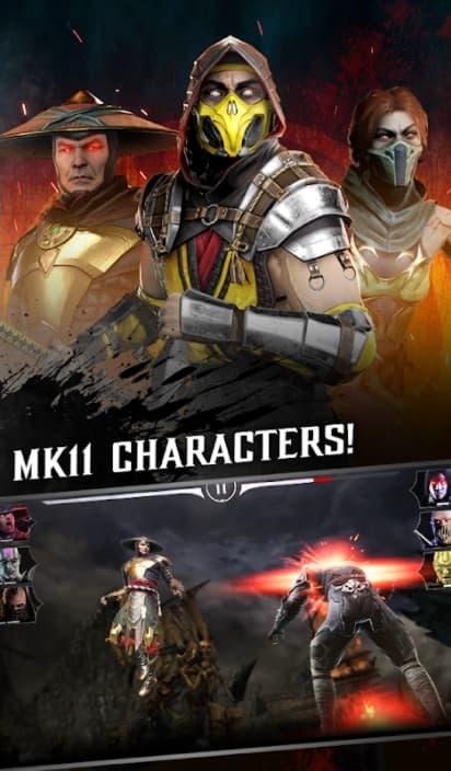 Mortal Kombat Screen 1