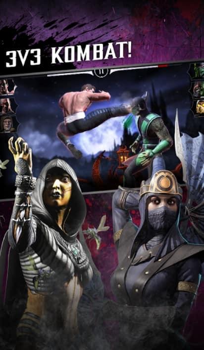 Mortal Kombat Screen 2