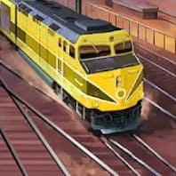 TrainStation Game On Rails Mod Apk 1.0.78 (Unlimited Money)