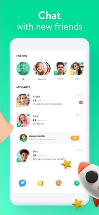 Azar MOD APK for Android