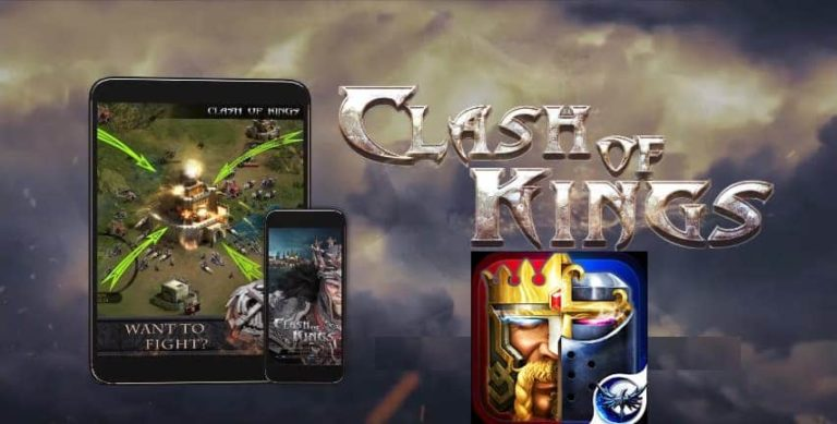 Clash of Kings Mod APK Private Server (Unlimited Money/Gold) 1