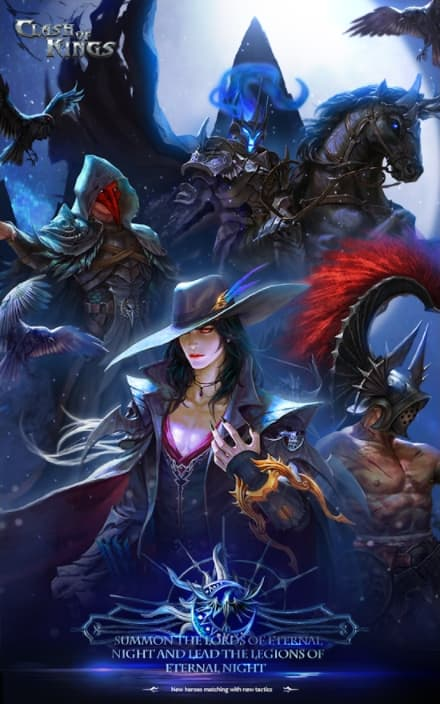 Clash of Kings Mod APK Private Server (Unlimited Money/Gold) 2