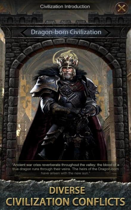 Clash of Kings Mod APK Private Server (Unlimited Money/Gold) 3