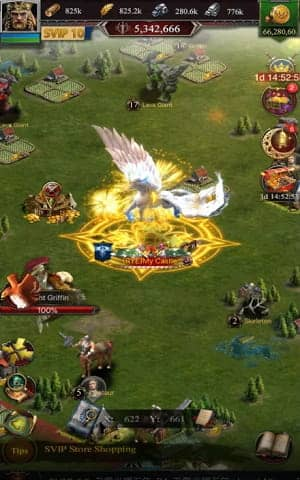 Clash of Kings Unlimited Money
