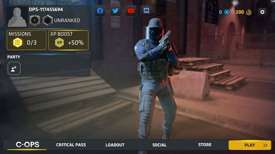 Critical Ops MOD Android