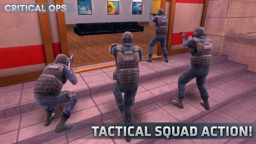Critical Ops MOD Download
