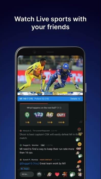 Hotstar Mod Apk free IPL 2021 Download