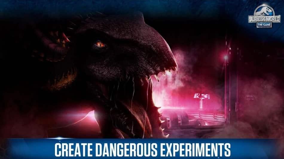Jurassic World The Gam Download