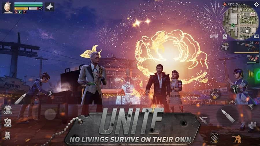 LifeAfter Mod Apk Unlimited Everything