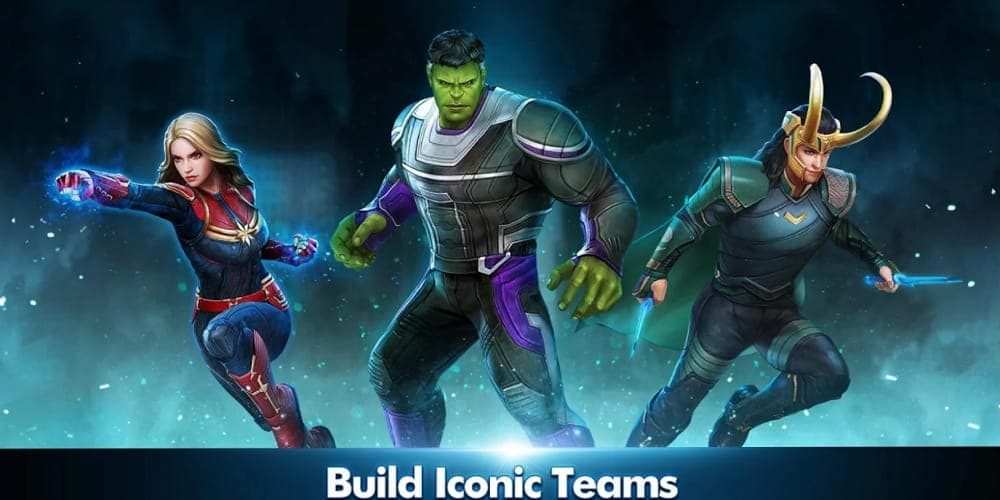 MARVEL Future Fight Unlimited Crystals