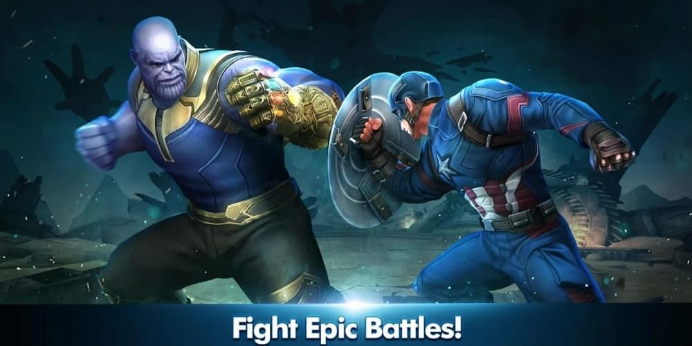 MARVEL Future Fight Unlimited Gold