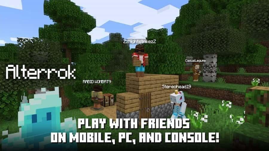 Minecraft Mod APK God Mode