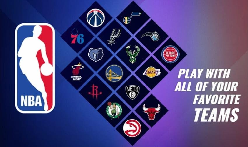 NBA LIVE Mobile Basketball MOD