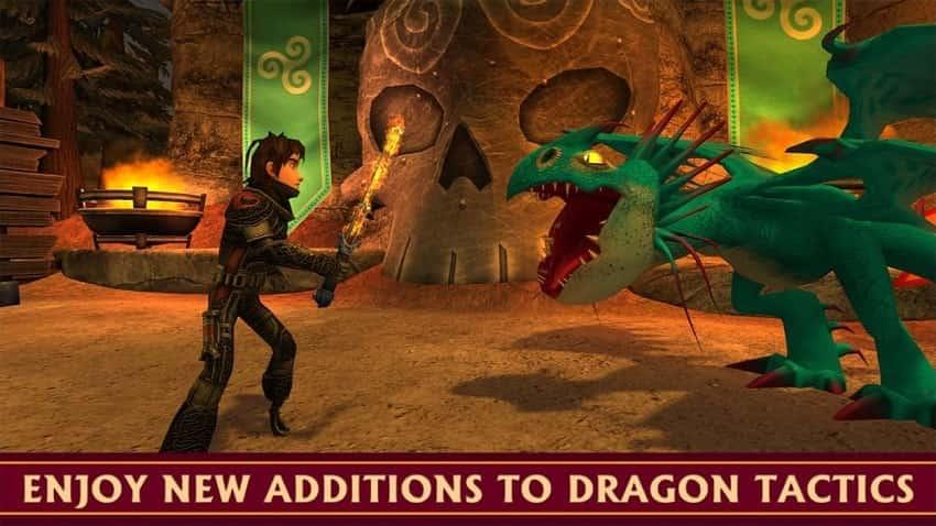 School of Dragons Mod Apk Unlimited Money