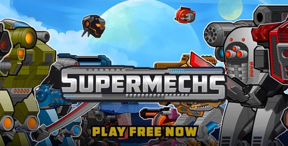 Super Mechs Poster