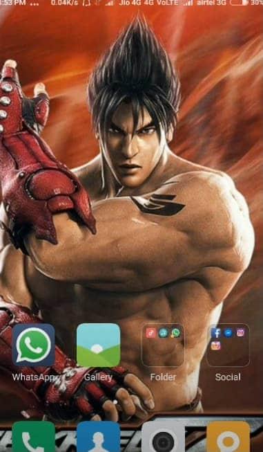 Tekken 3 Apk Download 35 mb for Android