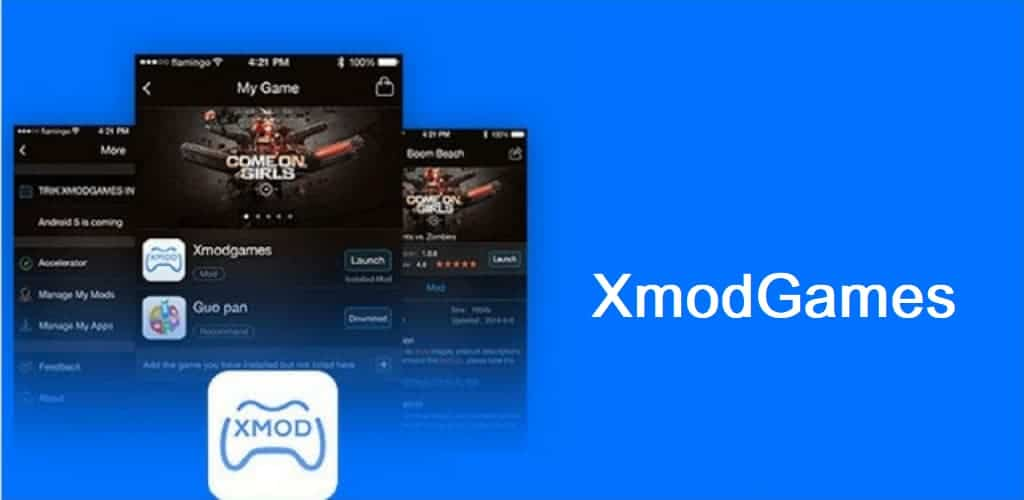 Xmodgames Apk Download for android no root- Xmod game Apk 1