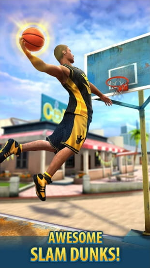 Basketball Stars Mod Apk Unlimited Gold