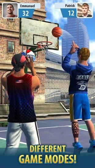 Basketball Stars Mod Apk Unlimited Money