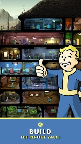 Fallout Shelter Unlimited Lunchboxes