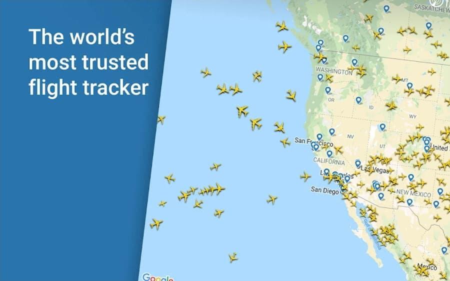 Flightradar24 Flight Tracker MOD APK