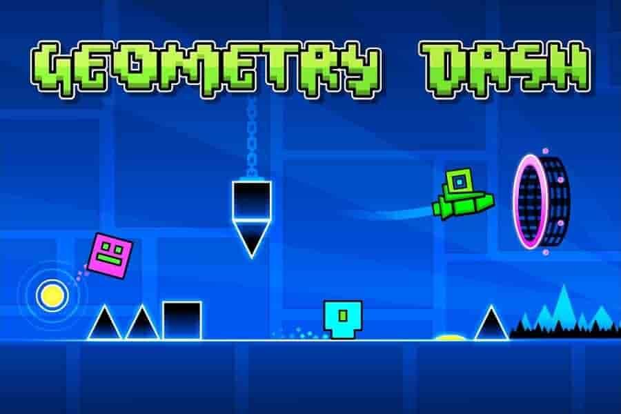 Geometry Dash Mod Apk Unlimited Money