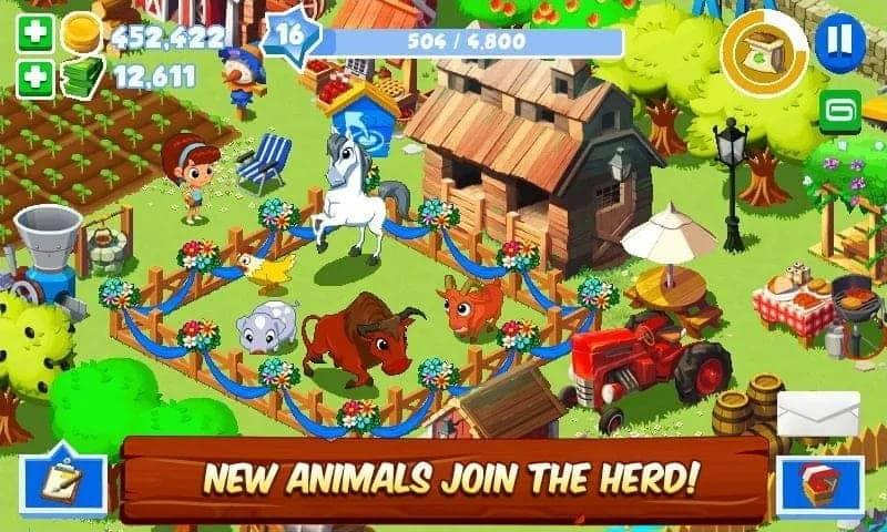 Green Farm 3 Mod Apk Download