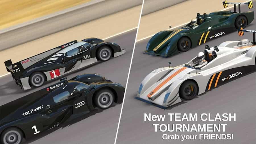 GT Racing 2 MOD APK All Cars Unlocked