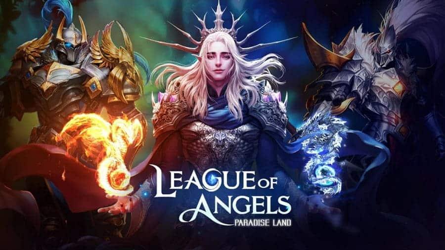 League of Angels-Paradise Land Mod Apk