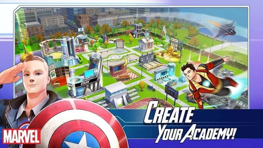 Marvel Avengers Academy Unlimited Money