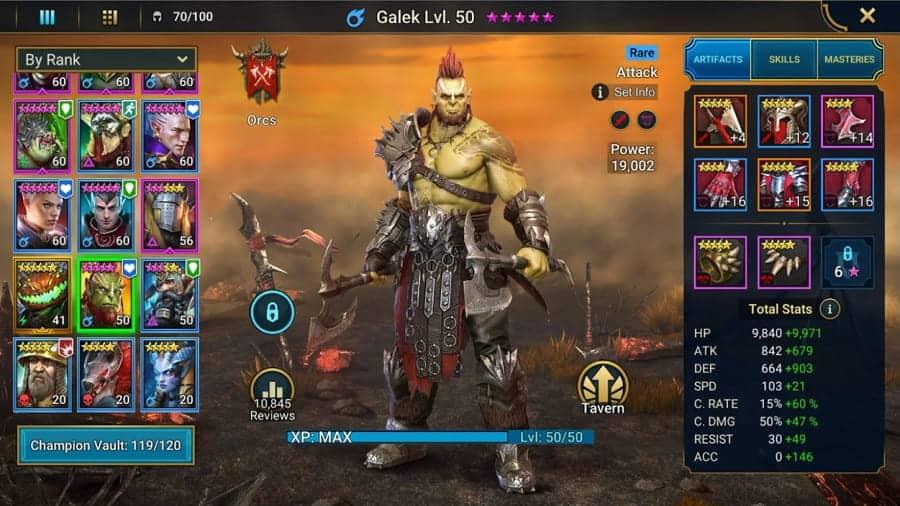 RAID Shadow Legends Unlimited Everything