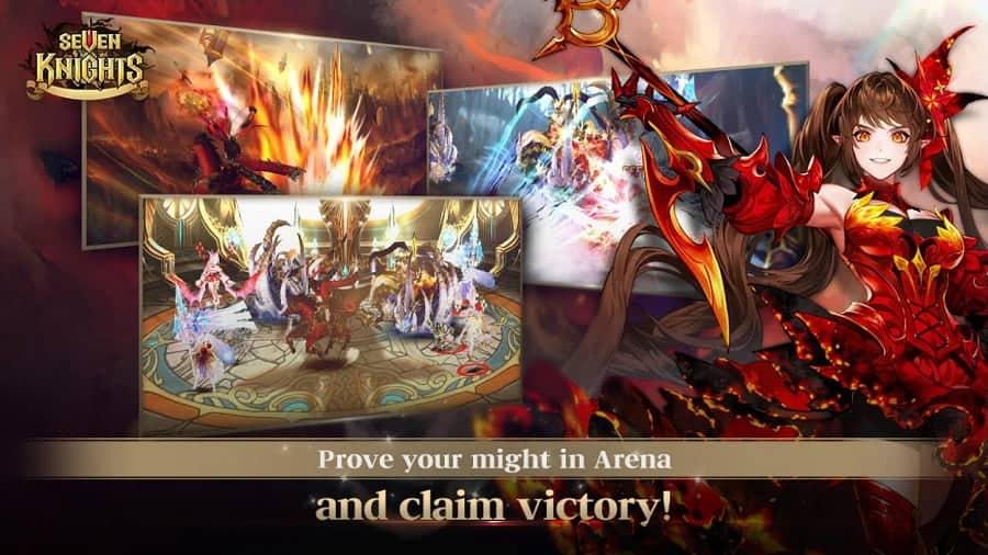 Seven Knights MOD APK
