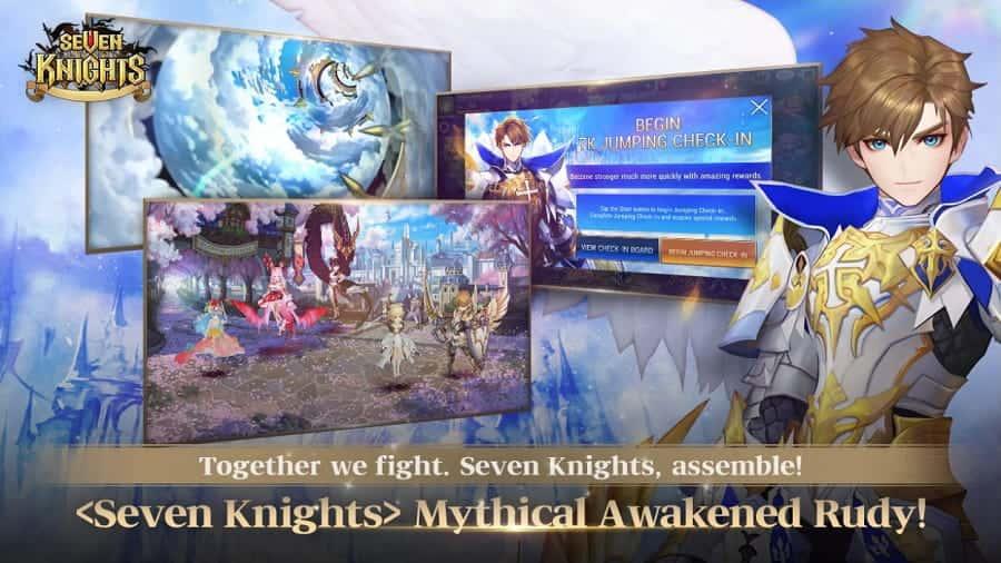 Seven Knights MOD