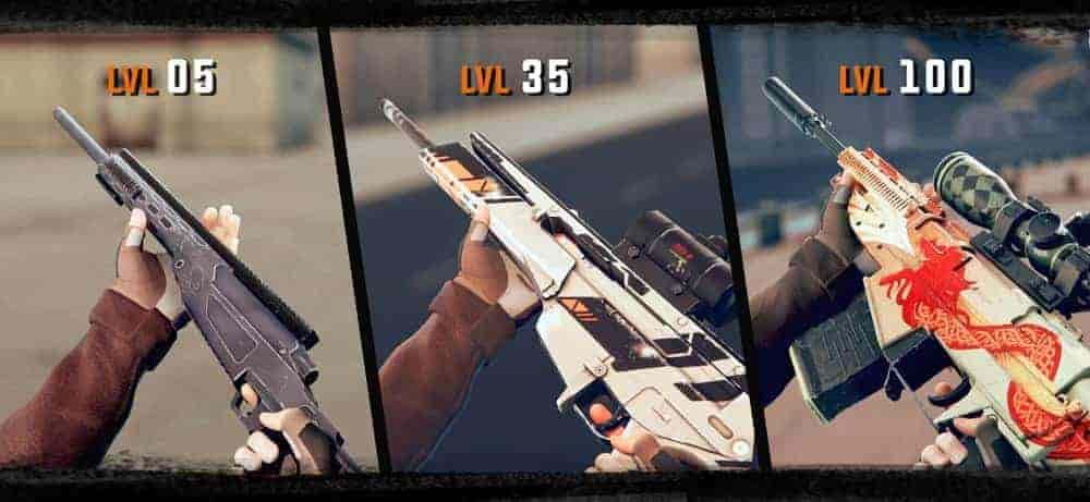 Sniper 3D Mod Apk All Guns Unlocked