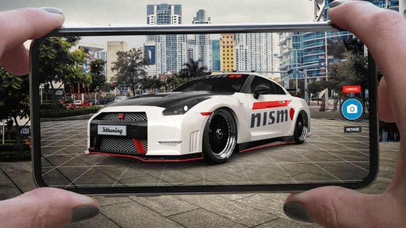 3DTuning APK Cars Options