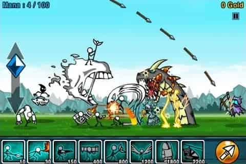 Cartoon Wars APK Unlimited Gems