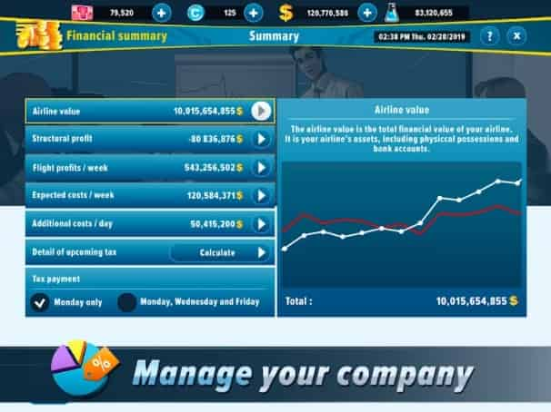 Download Airlines Manager Aviation