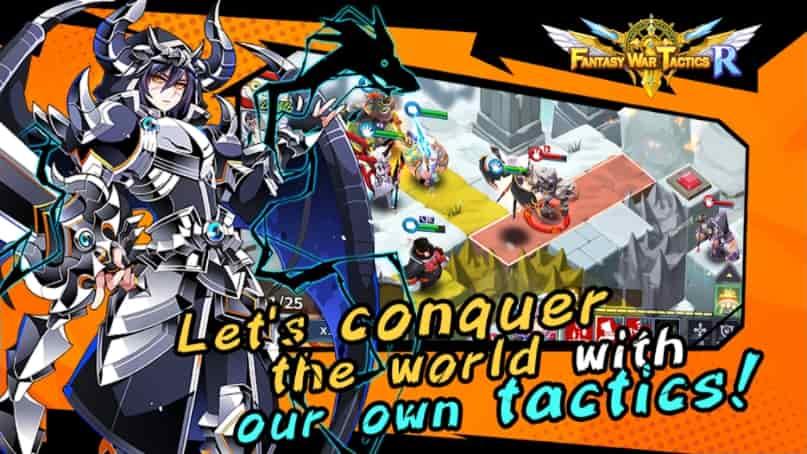 Download Fantasy War Tactics R