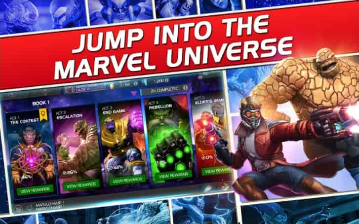 Download Marvel Contest of Champions latest version