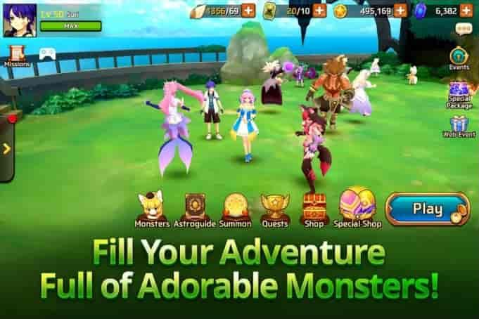 Download Monster Super League MOD Menu