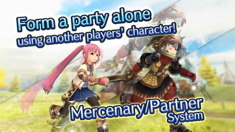 Download RPG Toram Online God Mod