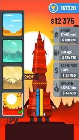 Download Rocket Sky Ads Free