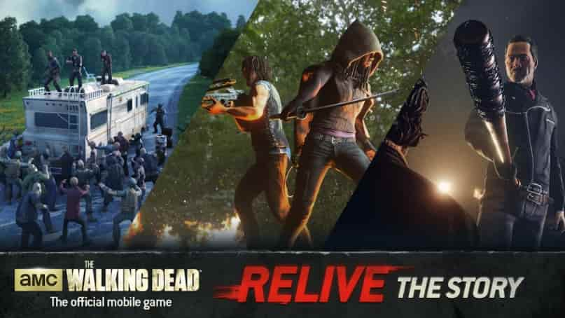 Download The Walking Dead No Man's Land