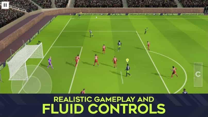 Dream League Soccer 2021 MOD Stupid Bot