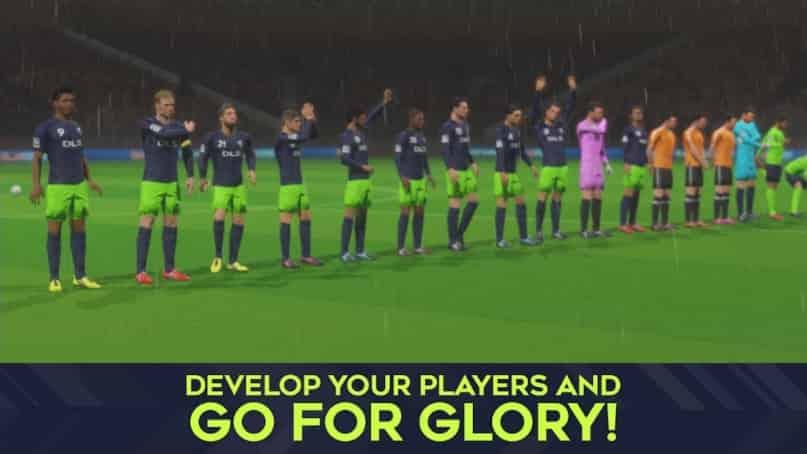 Dream League Soccer 2021 Unlimited Stamina
