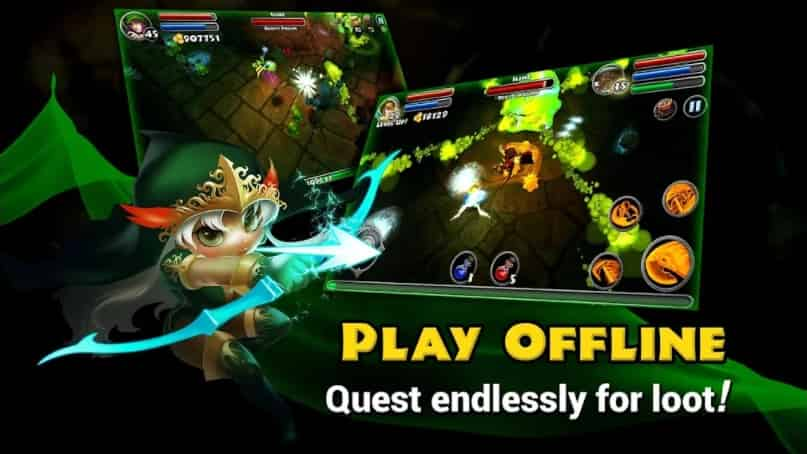 Dungeon Quest Mod Unlimited Dust