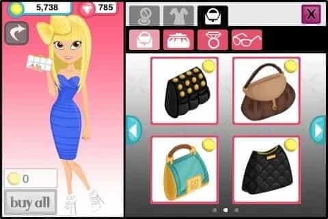 Fashion Story APK Unlimited Gems