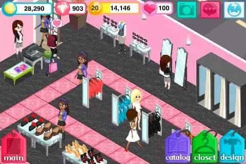 Fashion Story MOD Unlimited Money