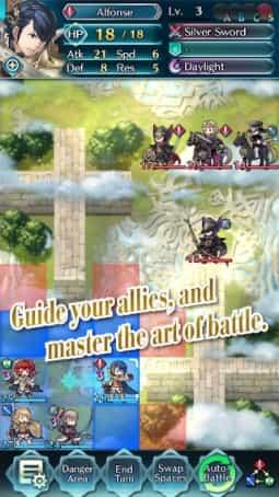 Fire Emblem Heroes MOD Unlimited Orbs